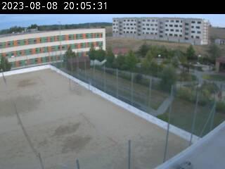 Webkamera na sportoviště za 2. ZŠ Oslavická - pohled 2