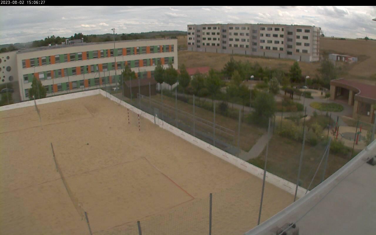 Webcam in Velke Mezirici